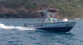 Private Fishing Charter Boats In Puerto Rico